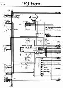 Toyota Corona Mx Mkii 1973 Wiring Diagrams