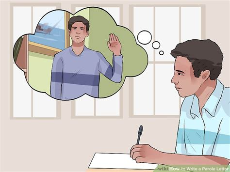 how to write a parole letter 3 ways to write a parole letter wikihow