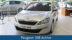 308 Peugeot 2015 : peugeot 308 active 2015 review youtube ~ Maxctalentgroup.com Avis de Voitures