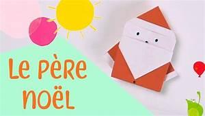 Origami Facile Noel : les petits pliages de suzanne le p re no l origami ~ Melissatoandfro.com Idées de Décoration