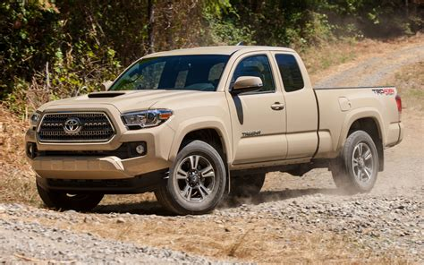 toyota tacoma trd sport access cab wallpapers