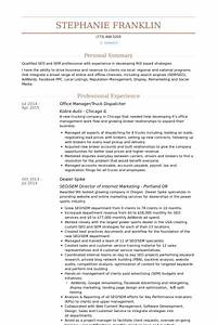 Resume examples dispatcher resume ixiplay free resume for Transportation dispatcher resume examples