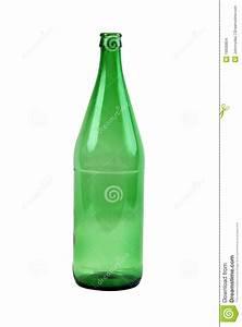 Bouteille De Verre : bouteille en verre verte photo stock image du ordures 19930804 ~ Teatrodelosmanantiales.com Idées de Décoration