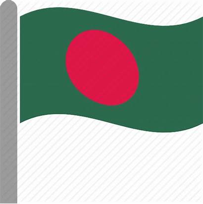 Flag Bangladesh Bengali Bangladeshi Icon Taka Bangla