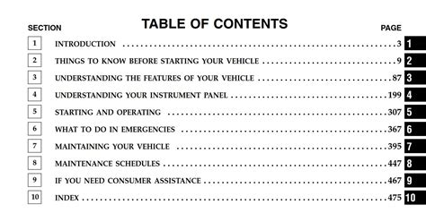 car owners manuals free downloads 2002 chrysler town country engine control chrysler town and country 2006 owner s manual pdf online download