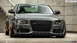 Audi A4 Tuning : stanced audi a4 dtm b8 front ~ Medecine-chirurgie-esthetiques.com Avis de Voitures