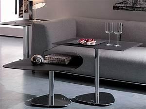 Table Basse Hauteur 60 Cm : table basse hauteur 60 ~ Nature-et-papiers.com Idées de Décoration