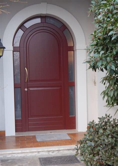 portoncino ingresso con vetro portoncini in legno con vetro