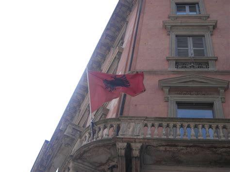 consolato albanese a roma consolato e ambasciata albanese in italia albania trip