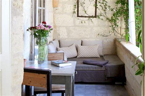 idee pour fermer  balcon latelier des fleurs