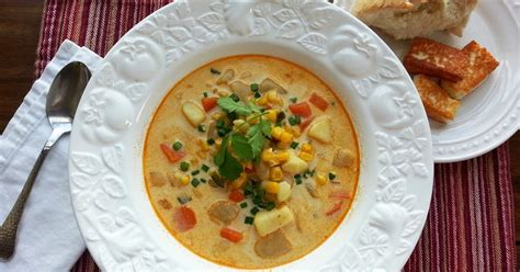 mexican soup names castellon s kitchen winter mexican corn soup with fried cheese