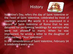 Valentine's Day - The Holiday of Romance