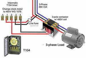 3 Phase Timer Relay