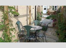 Small Garden & Medium Sized Garden Ideas Pictures Gallery