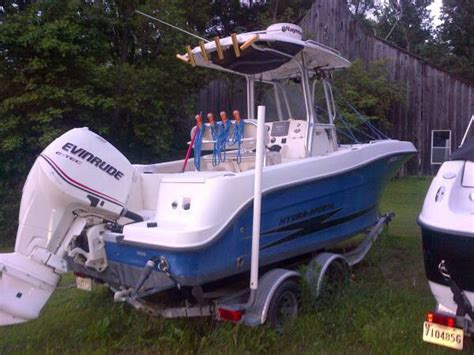 Zep Floor Boat by 2008 Hydra Sports 2200 Cc The Hull Boating And