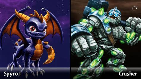 Crusher Vs. Spyro (versus)