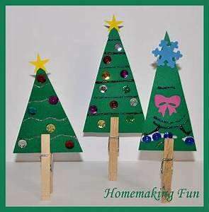 Homemaking Fun Christmas Craft Ideas for Kids