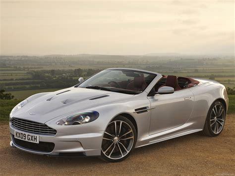 Aston Martin Dbs Volante (2010) Wallpaper