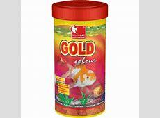 GOLD COLOUR CHIPS 100ml40gr Τροφές Ψαριών