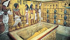 What Three Types of Tombs Were Used in Ancient Egypt ...