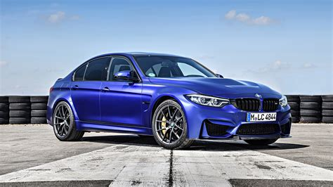 2018 Bmw M3 Cs Wallpapers & Hd Images Wsupercars
