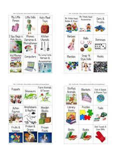 Toy Box Label Template Doll Clothes by Tutorial For Making Labels Stay On Bin And Printable
