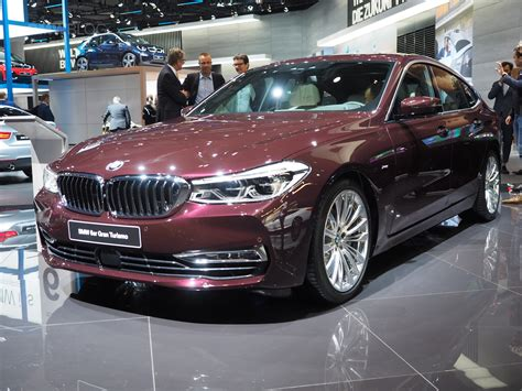 Bmw 6 Series by 2017 Frankfurt Auto Show Bmw Introduces The 6 Series Gran