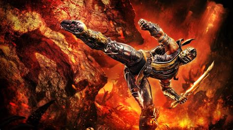 digital art artwork fantasy art video games mortal