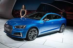 Audi A5 Sportback 2018 : 2018 audi a5 s5 sportback confirmed for the u s motor trend ~ Maxctalentgroup.com Avis de Voitures