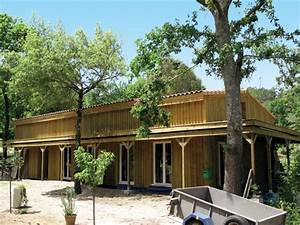 maison bois 1 detail du plan de maison bois 1 faire With maison de la fenetre 3 construction maison bois finistere
