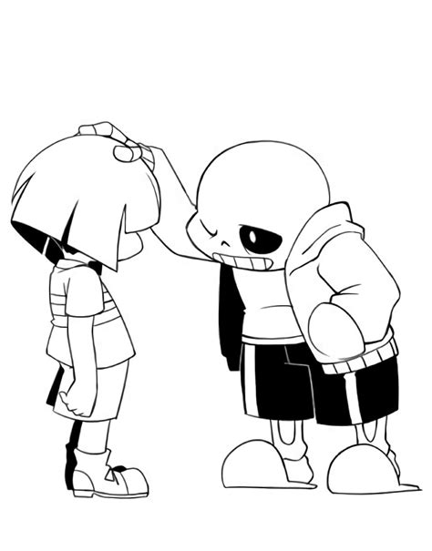 top  printable undertale coloring pages