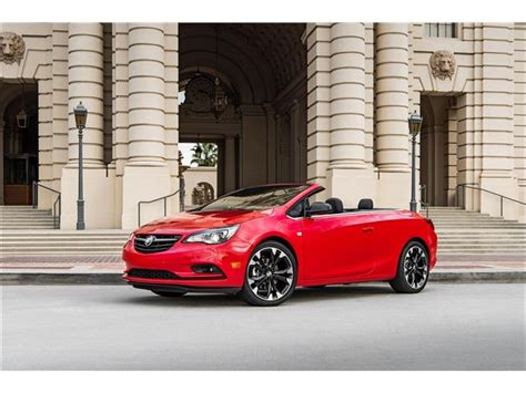 2018 Buick Cascada Prices, Reviews And Pictures Us