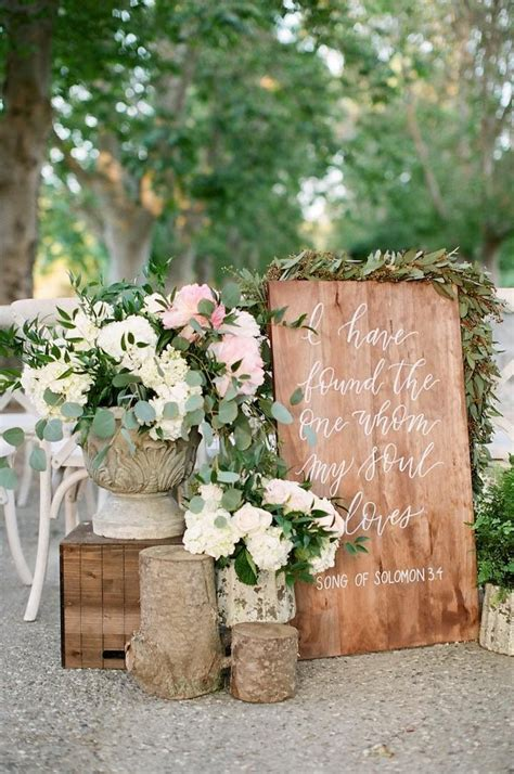 Pretty Budget Friendly Wedding decorating Ideas 30 Easy to