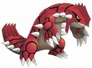Pictures Of Groudon From Pokemon Images | Pokemon Images