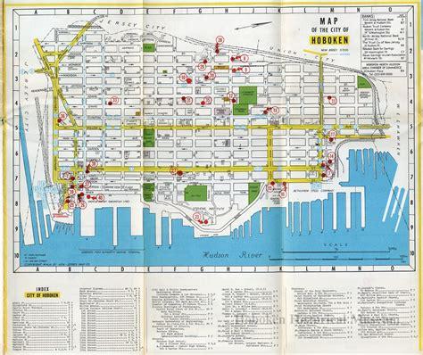 Hoboken Map Pdf
