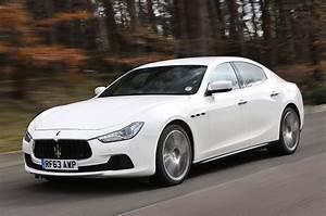 Maserati Ghibli Review | Autocar