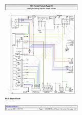 97 Honda Prelude Engine Wiring Diagram