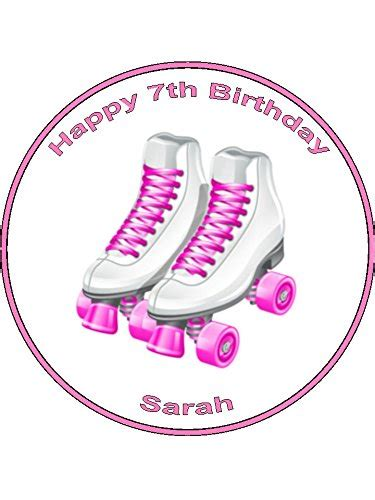 roller skate cake topper uk cake recipe