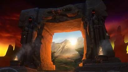 Wow Vanilla Warcraft Screen Login Hype Train