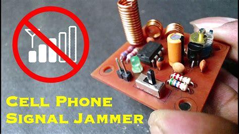 cell phone signal jammer  ne timer