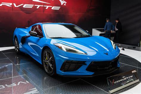 C8 Corvette Info, Specs, Research, Performance, Engines