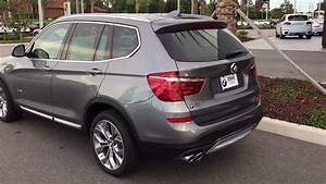 Bmw X3 Xline : 2017 and 2016 bmw x3 comparison including xline youtube ~ Gottalentnigeria.com Avis de Voitures