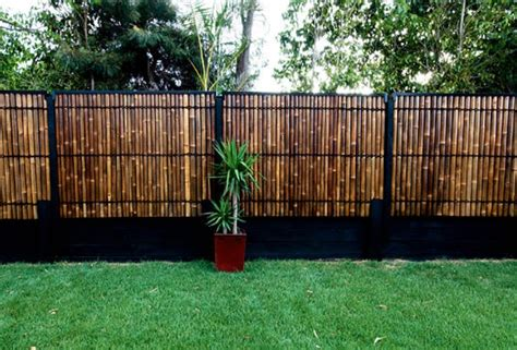 wood island kitchen and affordable bamboo privacy fence fence ideas