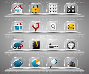 Popular Website Icons Collection