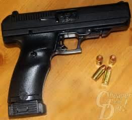 High Point 40 Cal Pistol