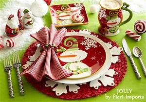 9 Christmas Table Decoration Ideas Dot Women