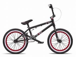 "wethepeople ""Seed 16"" 2016 BMX Bike - 16 Inch / Matt Black ..."