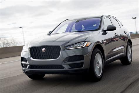 Diesel Cars : Jaguar Nails Suv Efficiency With Diesel F-pace 20d