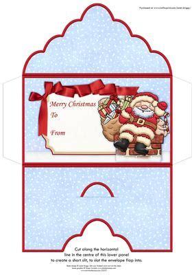 candid printable christmas envelopes derrick website
