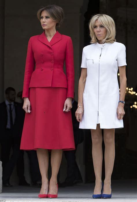 Melania Trump Style as First Lady - Photos of Melania Trump Fashion